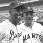 Willie Mays signs a two-year contract with the San Francisco Giants for $165,000 per season.