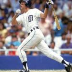 Tiger rookies Lou Whitaker and Alan Trammell debut together