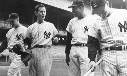 Yankees topple Orioles April 17 1962 8-3 Full Radio Broadcast
