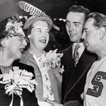 1952- In a shake-up of theCleveland Indians,Hank Greenbergstays on as general manager, whileEllis W. Ryanresigns as president after losing a showdown.Mike Wilson, who buys Ryan's share, will be the Indians' new president.