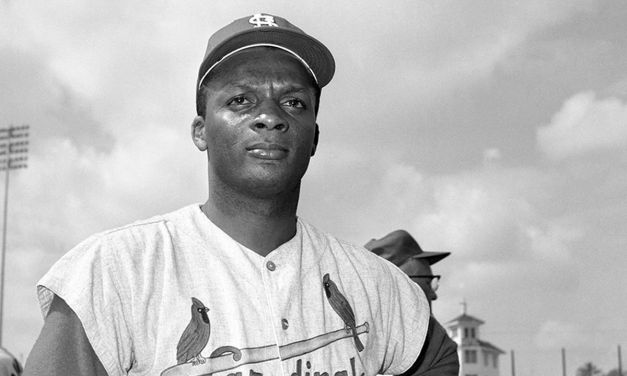 Curt Flood attends the Players' Association executive board meeting to seek financial assistance in his attempt to sue major league baseball because the reserve clause violates Federal antitrust laws