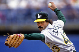 Dennis Eckersley Stats & Facts
