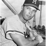 Eddie Mathews is born in Texarkana, Texas