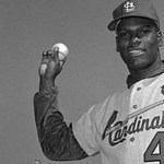Bob Gibsonof theSt. Louis Cardinalswins his firstCy Young Award