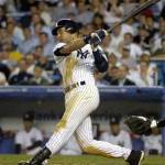 Derek Jeter (.314, 10, 78) is the unanimous choice of the 28 BBWAA scribes for the American League's Rookie of the Year