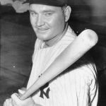 Johnny Mize hits 3 homeruns for the 6th time
