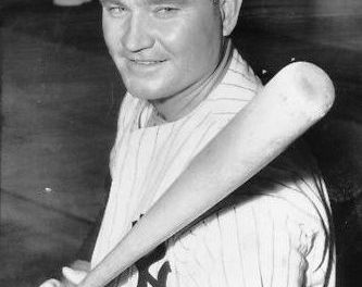 Johnny Mize hits three home runs in one game for the sixth time in his career, establishing a major league record.