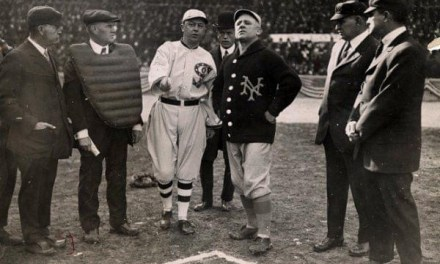 White Sox beat Giants in Game 1 1917 World Series
