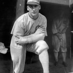 August 14, 1919 - Chicago White Sox CF Happy Felsch ties the major-league record with four OF assists in one game, but Boston beats the White Sox, 15 - 6.