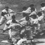 Yankees and White Sox Brawl - Full Broadcast June 13 1957 New York Yankees at Chicago White Sox