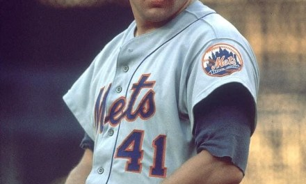 Seaver dominates with bat and on mound