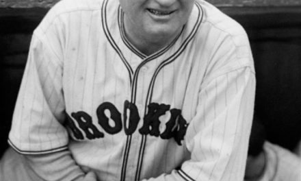 Dazzy Vance strikes out seven consecutive batters to establish a major league record when the Brooklyn Robins defeat the Cubs at Ebbets Field, 4-0.
