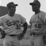 Sandy Koufax and Bob Gibson
