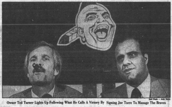 Torre names manager of Braves