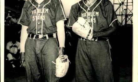 Satchel Paige And Goose Tatum, Harlem Stars, 1962.