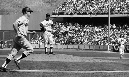 Mantle homers off Sandy Koufax 1963 World Series