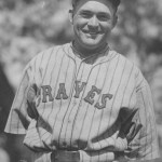 Rogers Hornsby Boston Braves