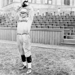 Lou Gehrig strikesout 17 a school record