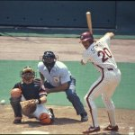 Mike Schmidt becomes the all-time Phillies' franchise home run leader passing Del Ennis