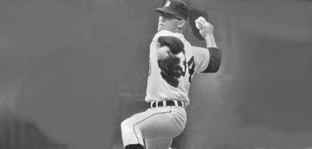 Denny McLain wins his 2nd game in his 3rd career start