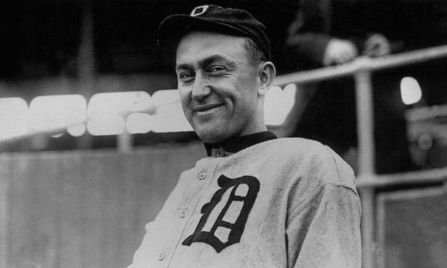 Ty Cobb's 275thtriplemakes him the first player ever with 1,000extra-base hits.