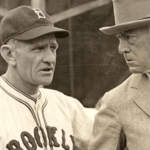 Brooklyn Dodgers fire future Hall of Fame manager Casey Stengel