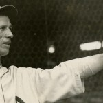 Lefty Grove records his first win