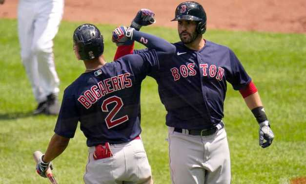 JD Martinez becomes the 5th player to have 3 homerun games for 3 different teams