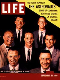 The Mercury Seven - This Day in Tech History
