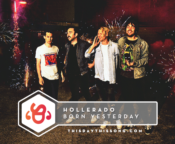 07/20/2017 @ Hollerado – Born Yesterday