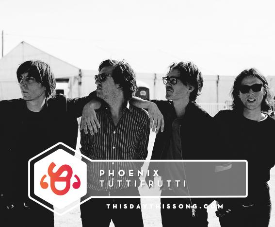 07/26/2017 @ Phoenix – Tuttifrutti