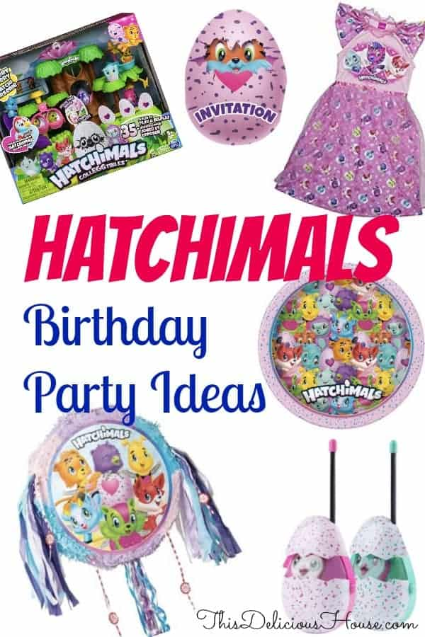 Artwrap Happy Birthday Glitter Cake Topper