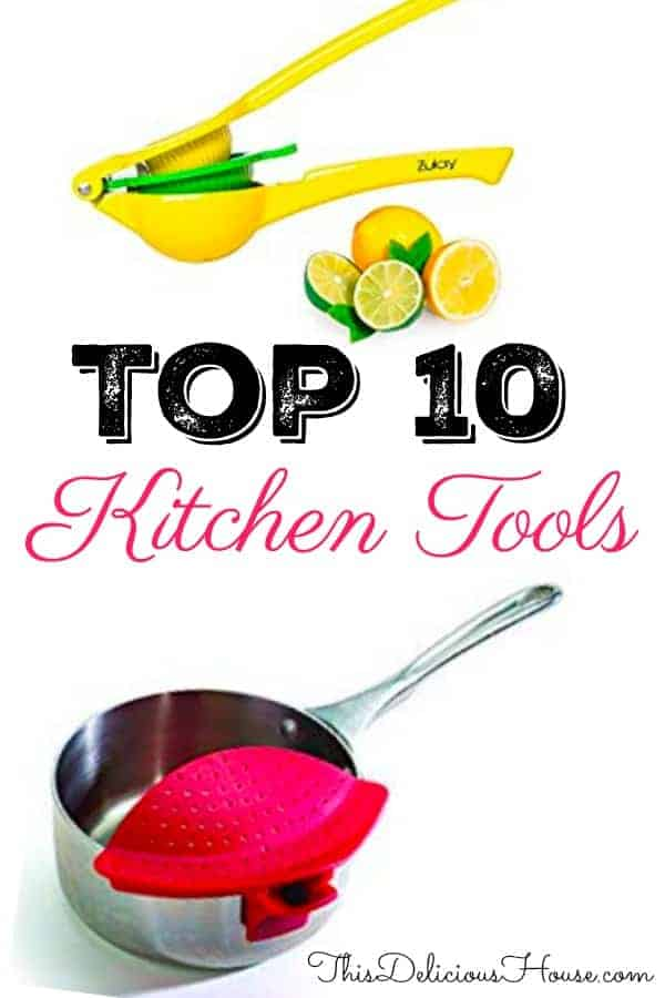 kitchen tools list and gift guide the essentials - Kitchen Tools List