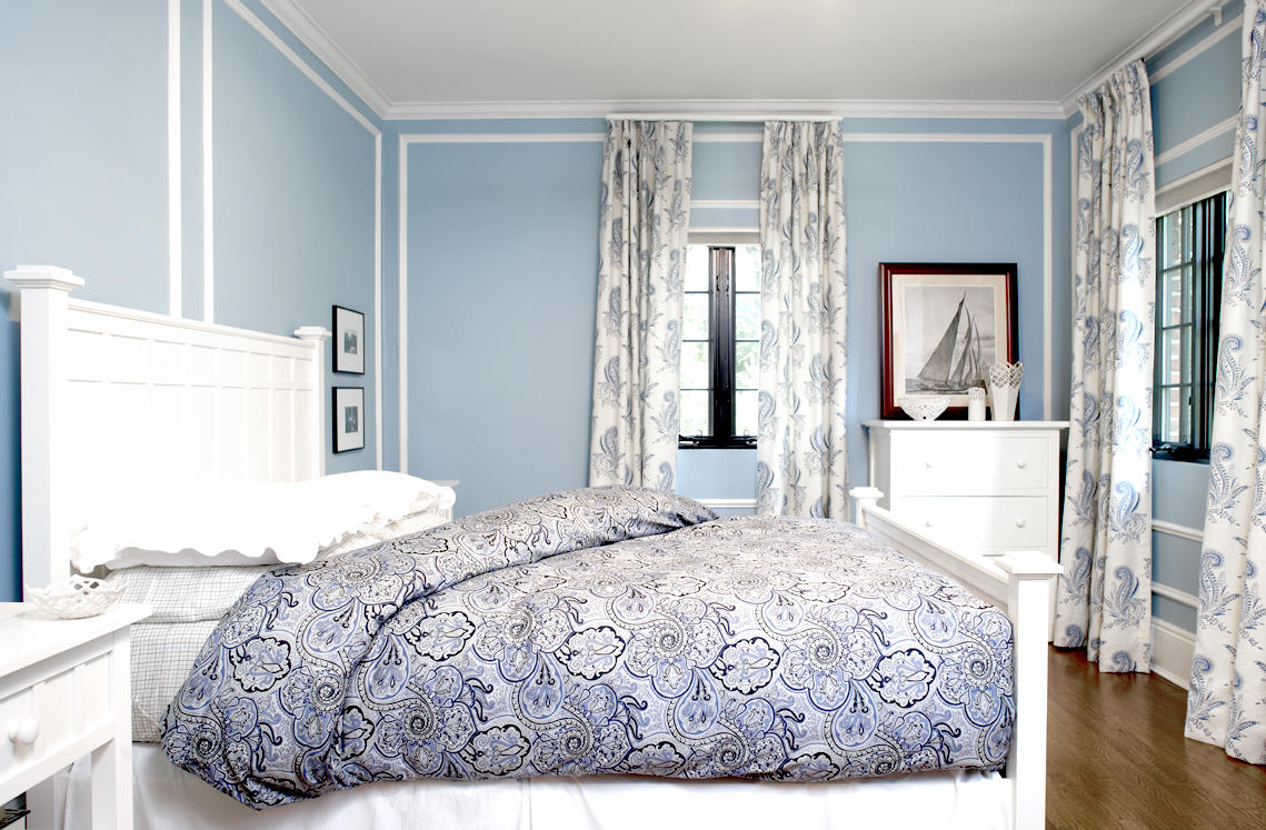 title | Light Blue Walls Bedroom