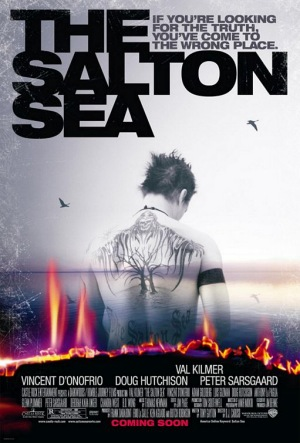"it's a poster...for the movie ""The Salton Sea"""
