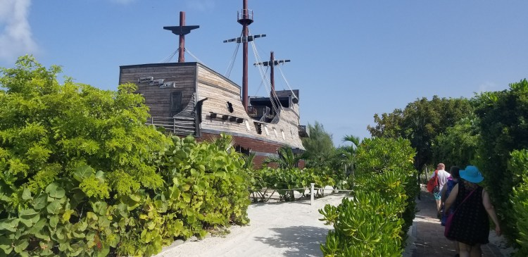 Things to do in half moon cay