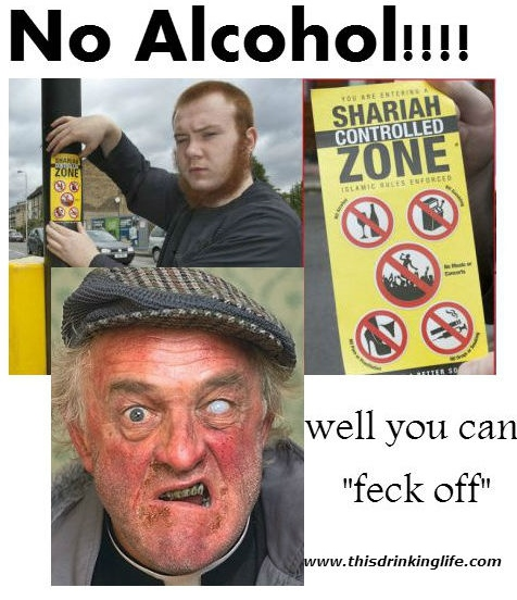 No Alcohol!