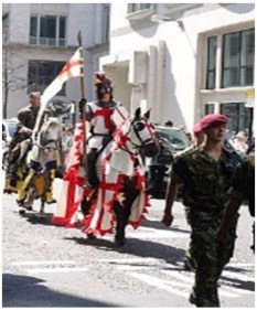 dragon St George's Day
