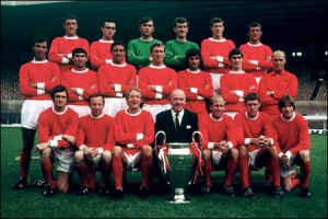 Man uinted euro cup winner 1968