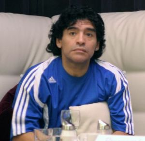 Diego Maradona, El Diego, the legend