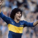 boca junior and Diego maradona Diego Maradona, El Diego, the legend