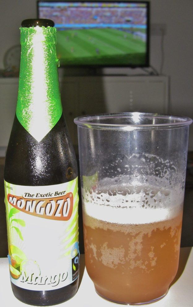 Mongozo, The Exotic Beer