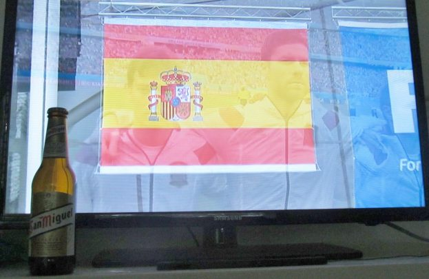 Spain 3 Australia 0 World Cup 2014