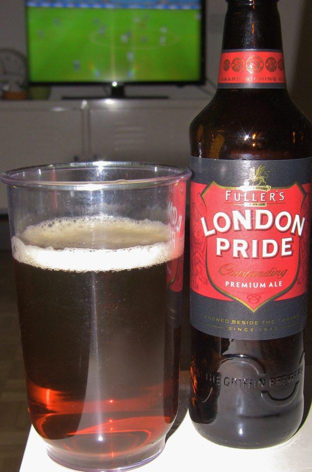 London Pride, Taste Some History