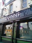 Quinns in Drumcondra, Dublin bar crawl, Ten pints of Guinness, ten pubs, Irish bars