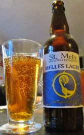 st mel's Helles lager St Mel's Brewery Longford
