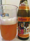 Bottle of Rothaus Hefe Weizen , Weizen Zapfle