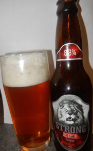 Lion Strong Beer