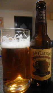 McGargle's Cousin Rosie's Pale Ale