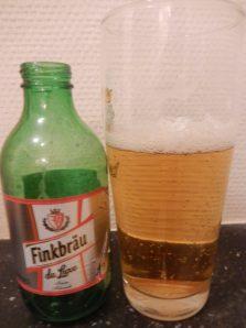 Finkbräu De Luxe, a Lidl special.